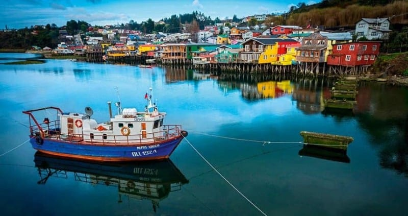 Hostales en Chiloé