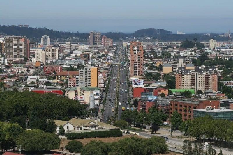 Hostales en Concepción