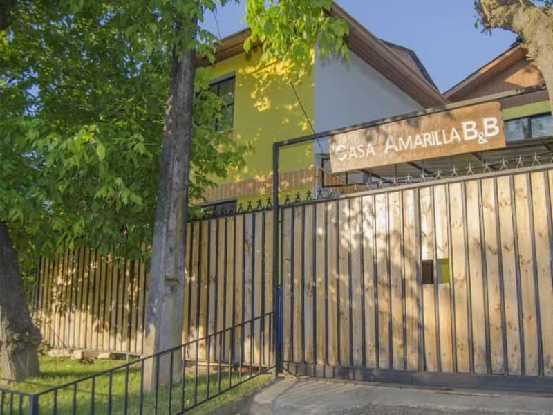 Hostal Casa Amarilla
