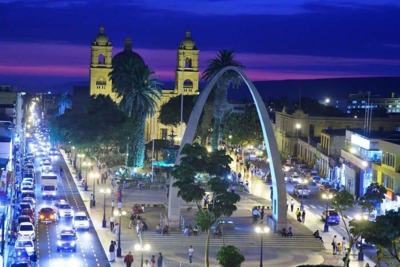 Hostales en Tacna