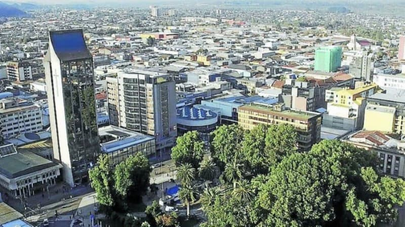 Hostales en Temuco