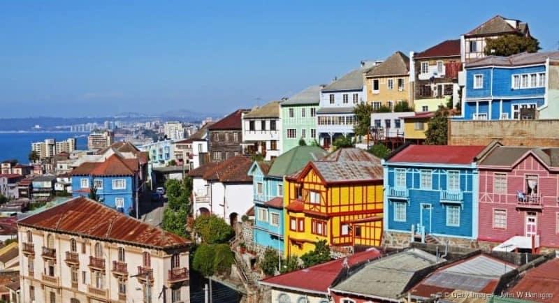Hostales en Valparaíso
